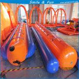 3-8 venda inflável dos barcos de banana do barco de Folable da pessoa