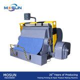 Máquina cortando e vincando do Ce Ml1400 de papel