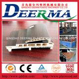 Ventana de PVC plástico Máquina de hacer el perfil del marco de puerta / Línea de producción