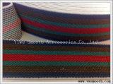 Tejido multicolor de Alta Calidad Ancho de banda elástica de ropa de uso