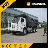 Autocarro con cassone ribaltabile del ribaltatore di HOWO/Dongfeng Zz3257n3647A con 10 rotelle