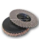 Обедненной смеси пластиковую подложку абразивного диска заслонки