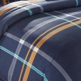 가정 직물 Microfiber 직물 침실 침구 시트와 베갯잇