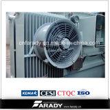 1000kVA三相変圧器11/0.415kvのオイルによって浸される電源変圧器