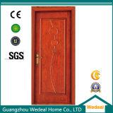 Porta de madeira de alta qualidade com moldura / esqueleto