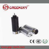 Micro motore ad alta velocità dell'attrezzo di CC Coreless di 3.7V 6V 12V 24V RPM