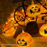 Kürbis-Zeichenkette-Licht Halloween-LED