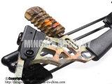 アーチェリーの弓およびArrowsetをハンチングを起すCamoの混合の弓をおよび黒いカラーガラス繊維の肢をハンチングを起すM120 20-70lbsの引くことの重量