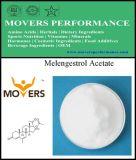 高品質のMelengestrolのアセテート99%のステロイド2919-66-6