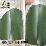 Pellicola rigida della stagnola di natale del PVC di colore (usata per la fabbricazione l'albero artificiale e della ghirlanda di natale