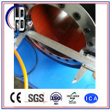Piegatore idraulico di piegatura idraulico del tubo flessibile Dx68 della macchina del piegatore Dx69 del tubo flessibile dell'aria dell'anello popolare della sospensione