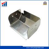 Часть металлического листа агрегата металла высокой точности