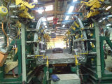 Tipo gru Chain elettrica del carrello da 5 tonnellate con la ruota motrice di CA