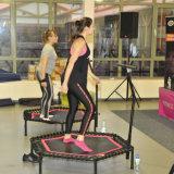 Trampolín gimnástico de interior del ejercicio de la aptitud del equipo de la gimnasia de Crossfit