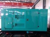Gerador diesel diesel Cummins de tipo silencioso de 500kw com Ce, ISO, SGS