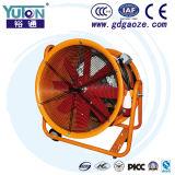 Bewegliches Luftkühlung-Abgas-Gebläse-axialer Ventilator
