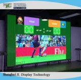 Vorderer hinterer Zugriffs-Innenmiete LED-Bildschirmanzeige gebildet mit magnetischen Baugruppeen P3.91