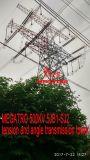Torretta della trasmissione di tensionamento e di angolo di Megatro 500kv 5jb1-Sj2