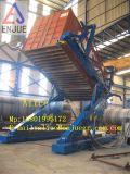 Carregamento hidráulico elétrico do recipiente que descarrega Upender