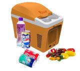 차 냉각 및 데우는 응용을%s 소형 냉장고 7 리터 DC12V