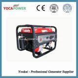 generador portable de la gasolina del comienzo eléctrico 3kw