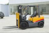 Neuer Dieselgabelstapler der Gabelstapler CER Bescheinigung-3ton mit japanischem Isuzu