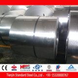 Bobina de aço galvanizado quente quente Dx51d Zero Spangle