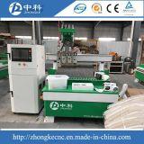Roteador de madeira máquinas CNC Zhongke Modelo-1325