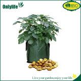 Onlylife ha personalizzato la pianta del tessuto del PE coltiva il sacchetto