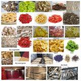 Secador vegetal de múltiples funciones del alimento de la fruta del equipo de sequía
