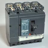 MCCB Cns Cnsx van de Stroomonderbreker RCD RCCB van de Lekkage MCB 630A 3p Cm3 Reeks 100A 160A 250A 630A 1600A