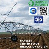 Sistema de irrigación del pivote del centro de la granja del sistema de irrigación de la granja en venta