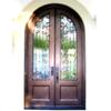Сад из кованого железа ворота двери гриль ДИЗАЙН Наружные защитные элементы