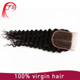шнурок 4&times ранга 7A; Волосы бразильянина волос волны 4 волос глубокие