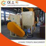 Precio aprobado de la máquina del granulador del alambre de cobre del desecho del Ce