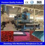 Línea plástica de Extr del color del PVC de la belleza de la alfombra de seda doble del aerosol
