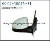 KIA Picanto запасные части для наружного зеркала заднего вида 2008. Высокое качество. Непосредственно на заводе.