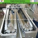 PE PP PVC 압축 응력을 받는 물결 모양 관 호스 생산 라인