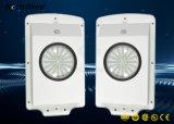 試供品IP65 6Wのオールインワン太陽庭の街灯
