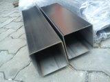 304, Roestvrij staal 316 om Vierkante Rechthoekige Buis/de Prijs van de Pijp