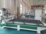 システムの荷を下すことを用いる木工業CNCのルーター