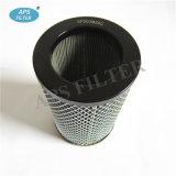 99,9% de substituição de mídia com pregas de filtração do filtro de retorno hidráulico (SF503M250)
