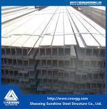 Fascio di H per il magazzino della struttura d'acciaio