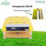 Jn8-48 계란 부화기/충분히 자동적인 8개의 계란 부화기