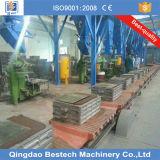 Hohe Präzisions-Lehm-Sand-Produktionszweig für Metallgußteil-Maschinerie