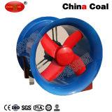 Piccoli ventilatori locali elettrici economizzatori d'energia della miniera in sotterraneo K40
