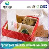 Коробка подарка печатание высокого качества для упаковывать чая