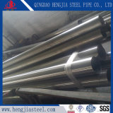 ASTM 304 Oval de tubos sem costura em aço inoxidável