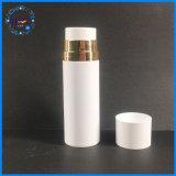 Fabrik-Zubehör-kosmetische verpackenzylinder-Haustier-luftlose Flasche