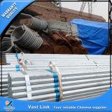 Kundenspezifisches galvanisiertes Stahlrohr (mit Gewinden und Kontaktbuchsen)